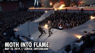 Metallica: Moth Into Flame (Zürich, Switzerland - May 10, 2019)