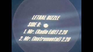 Lethal Bizzle - Mr (Instrumental) (Mr VVR5045516P)