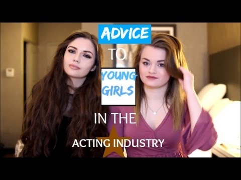 Advice To Young Girls In The Acting Industry Ft. Actingislitmylife