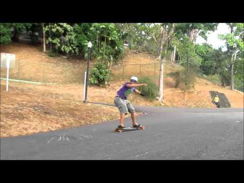 Longboard Panama Freeride (Daily Sesh 11)