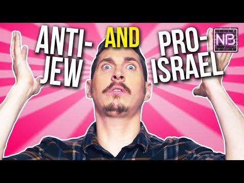 Love Israel, Hate Jews