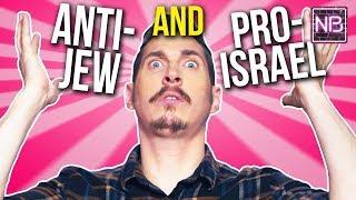 Video Love Israel, Hate Jews download MP3, 3GP, MP4, WEBM, AVI, FLV Juli 2018