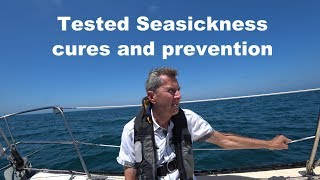 How to Prevent and Cure Sea Sickness