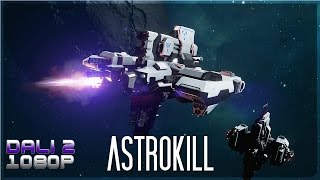 Astrokill PC Gameplay 1080p 60fps