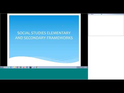 Introduction to Connecticut's Social Studies Frameworks