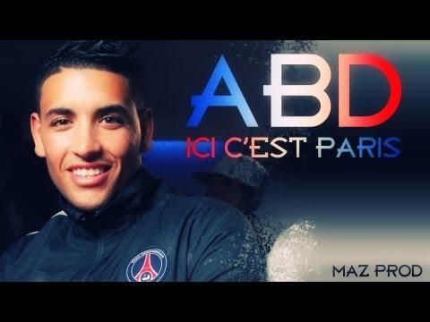 ABD -  Ici c'est Paris By maz prod