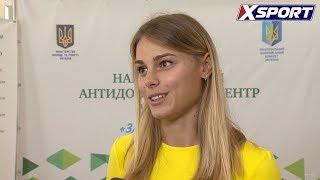 Юлия Левченко, о важности борьбы с допингом