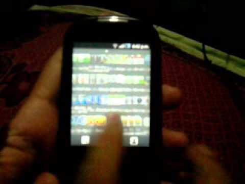 Instalacion de Froyo (android 2.2) a Samsung Galaxy i550