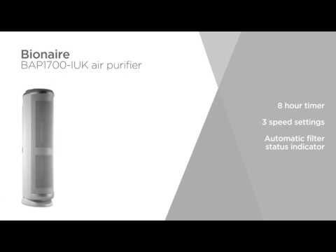 Bionaire BAP1700-IUK Air Purifier | Product Overview | Currys PC World