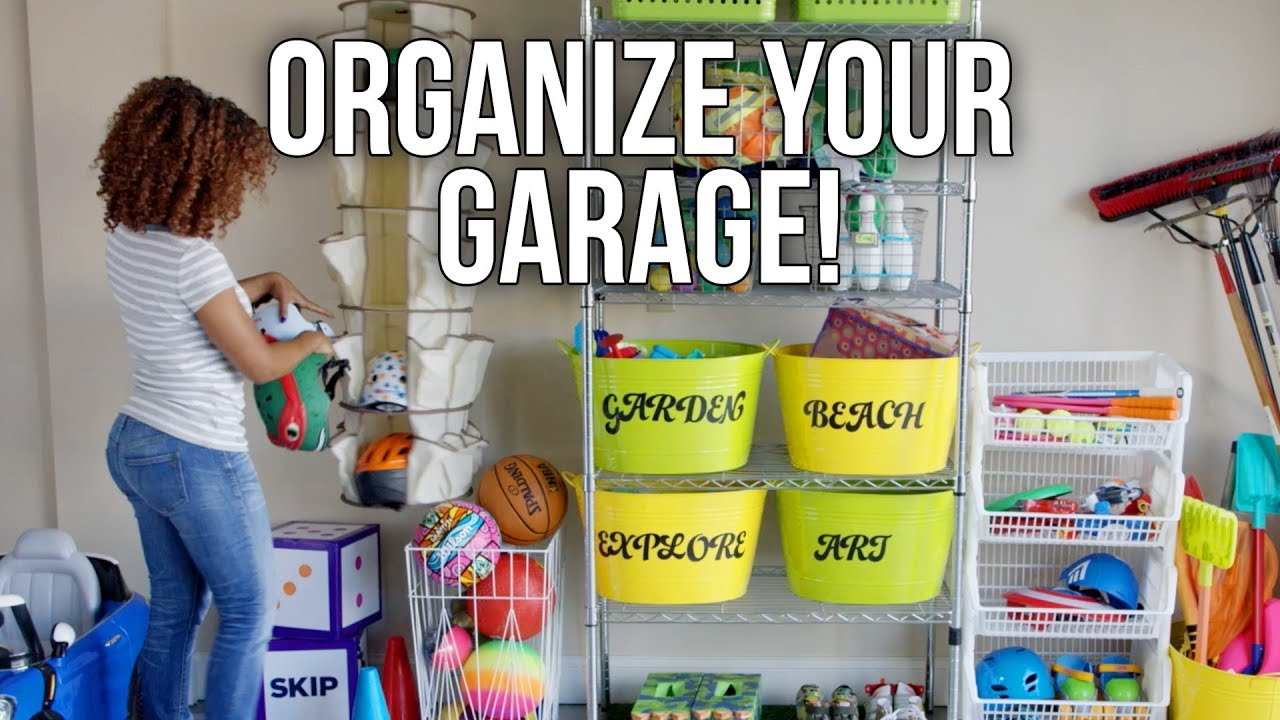 10 Backyard Garage Storage Organization Hacks Hgtv