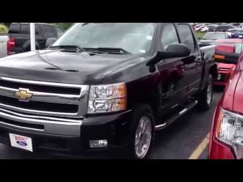 2009 chevrolet silverado z 71 used pickup truck for sale marshall ford in o 39 fallon mo youtube. Black Bedroom Furniture Sets. Home Design Ideas