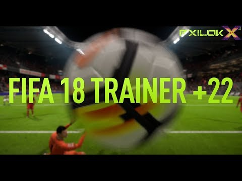 FIFA 18 Free Trainer +22 (Ultimate Team 99 Hack)
