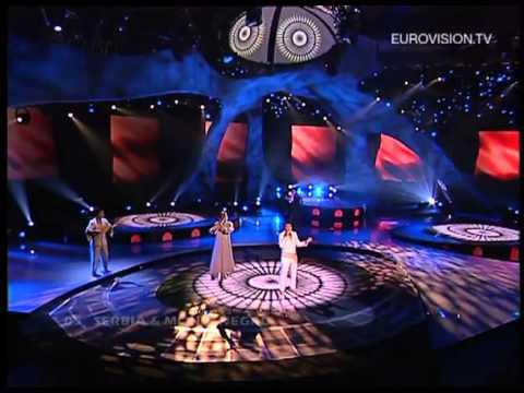 Zeljko Joksimovic   Lane Moje Serbia & Montenegro 2004 Eurovision  Contest  original