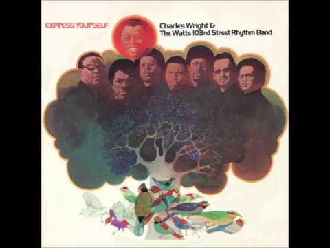 Charles Wright & Watts 103rd Rhythm Band - High As Apple Pie Slice II