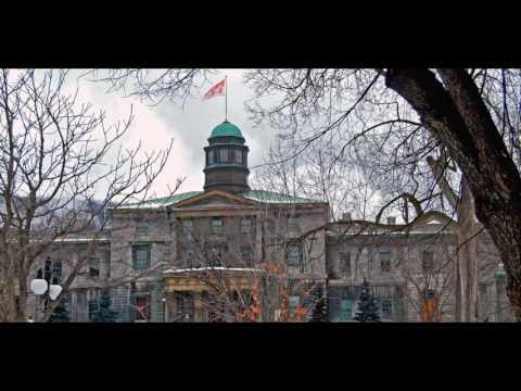 McGill University in canada