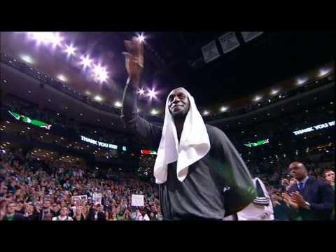 Boston Welcomes Back Paul Pierce and Kevin Garnett