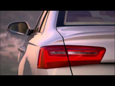 2012 Audi A6 Sedan Exterior Lighting