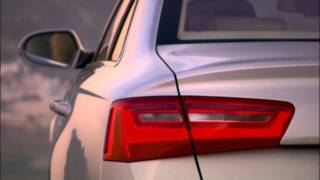 2012 Audi A6 Sedan Exterior Lighting