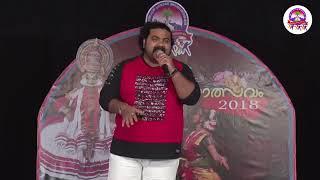Nizam Calicut Show 2018 |music |Ananthapuri Pravasi Association,Anantholsavam, One Man Show|
