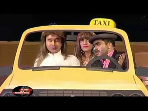 Translar Ağanatiqin taksisində - 100 Kağız (Bir parça, 2007)