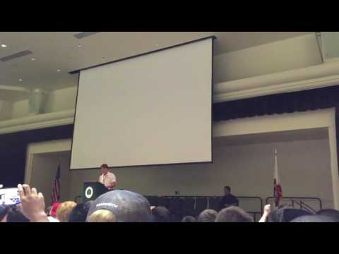CA Boys State 2016: Federalist Party Platform