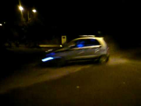 Drifting In A Fwd Car In India Real Street Drift