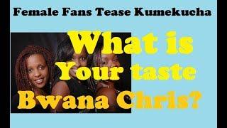 Female Fans Challenge Kumekucha
