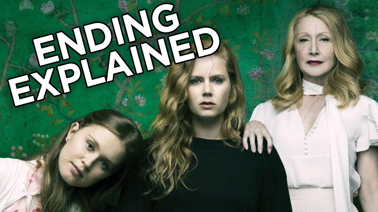 Download Sharp Objects Ending Explained