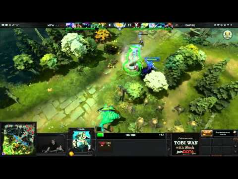 mTw vs Empire 4PL Cup Game 1