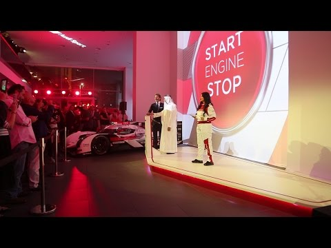 World's first Audi Sport Center opens in Abu Dhabi