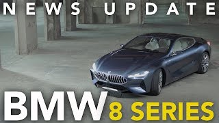 2019 BMW 8 Series Preview, Subaru BRZ STI, Tesla Model 3 Range and More: Weekly News Roundup