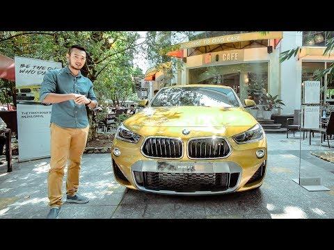 Khám phá nhanh BMW X2 bản M Sport của Thaco giá hơn 2 tỷ ở Việt Nam |XEHAY.VN|
