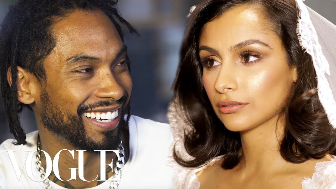 Inside Miguel and Nazanin Mandi's Wedding Preparations | 24 Hours With | Vogue