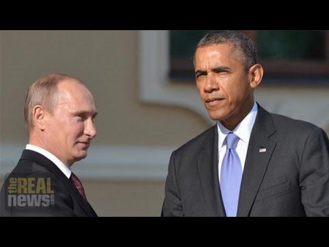 The Role of Russia and NATO in Ukraine's Civil War