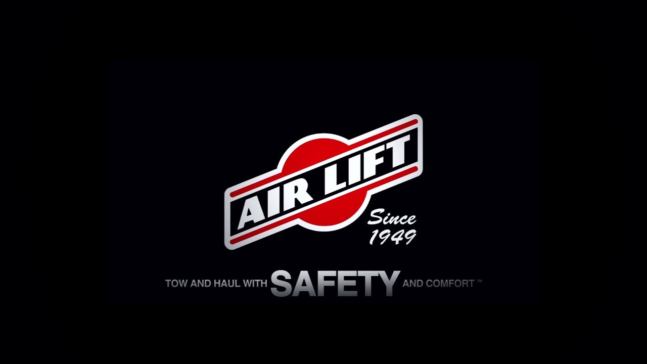 Air Lift On-Board Air Compressor Systems - YouTube Air Lift Wiring Diagram on