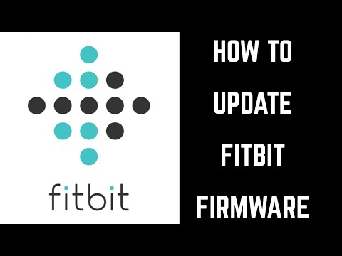 How to Update Fitbit Firmware - YouTube