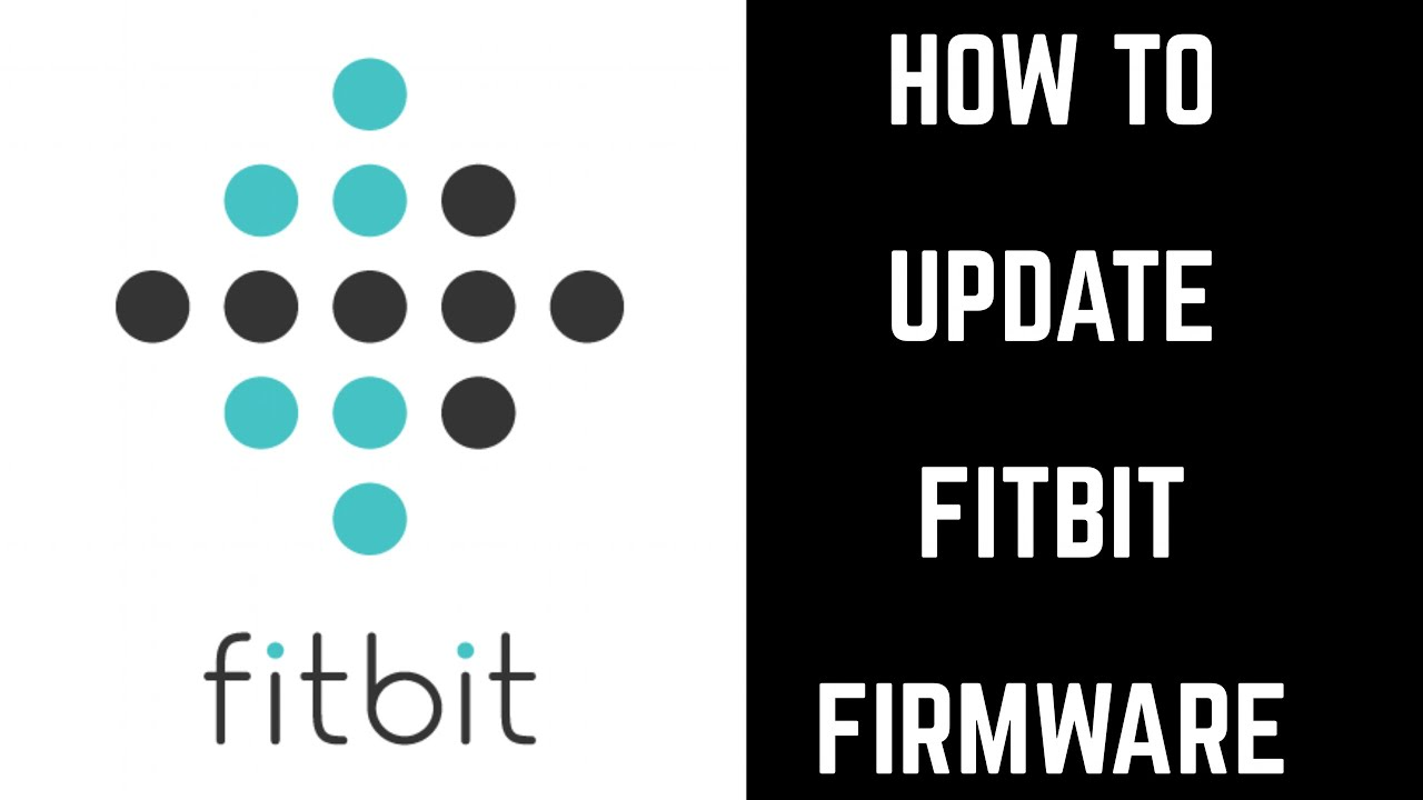 cant get fitbit firmware to update