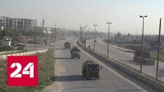 """Провокационное видео """"Белых касок"""" в Сирии опубликовано и сразу же удалено - Россия 24"""