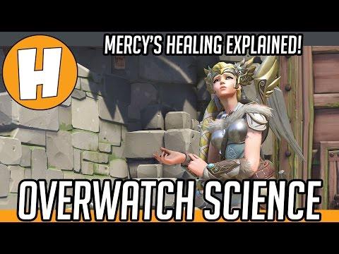 Mercy's Healing - The Science Behind Overwatch!