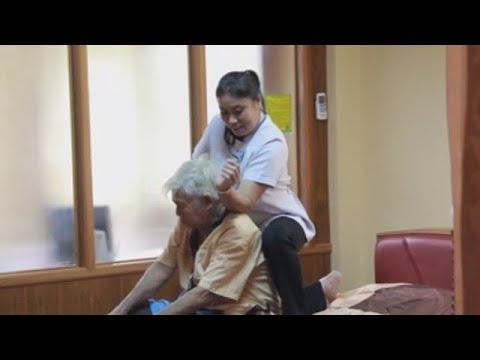 Las contorsiones del masaje tailandés, patrimonio intangible de la Unesco