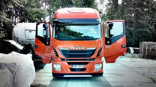 Sound Recording Session - Iveco Stralis 460 E6