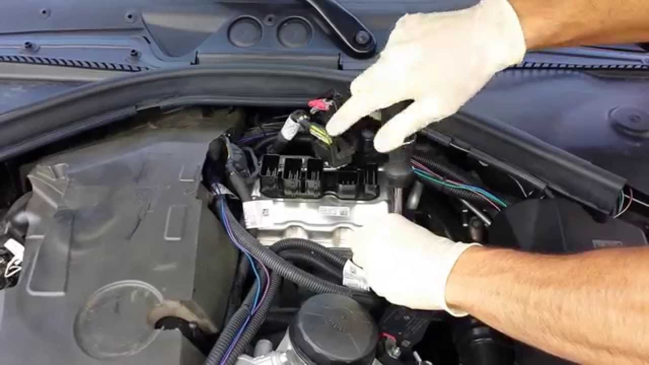 I Fuse Diagram Ecu Removal On N20 Motor F22 F30 F32 Etc Youtube