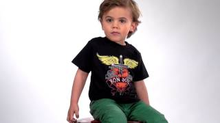 Bon Jovi Kids T-shirt