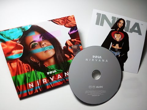 INNA - Nirvana CD (Unboxing)