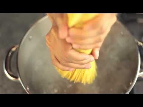 Cocinar pasta seca youtube for Como cocinar habas secas