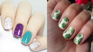 Cute Nail Art Designs for Short Nails - Hottest Nail Art Trends 2018 |3