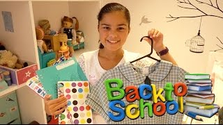 Back to School Routine | Grace's Room