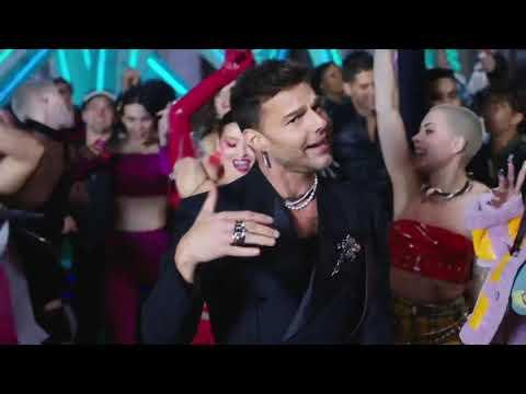 Ricky Martin y Paloma Mami - Que Rico Fuera