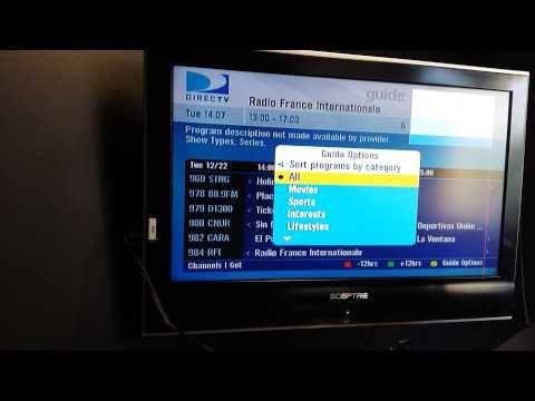 DirecTV Guyana - All in English TV for British Guyana, Suriname, French Guiana