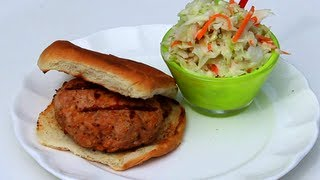 Turkey Burgers On The Grill - Collab With Noreen's Kitchen!